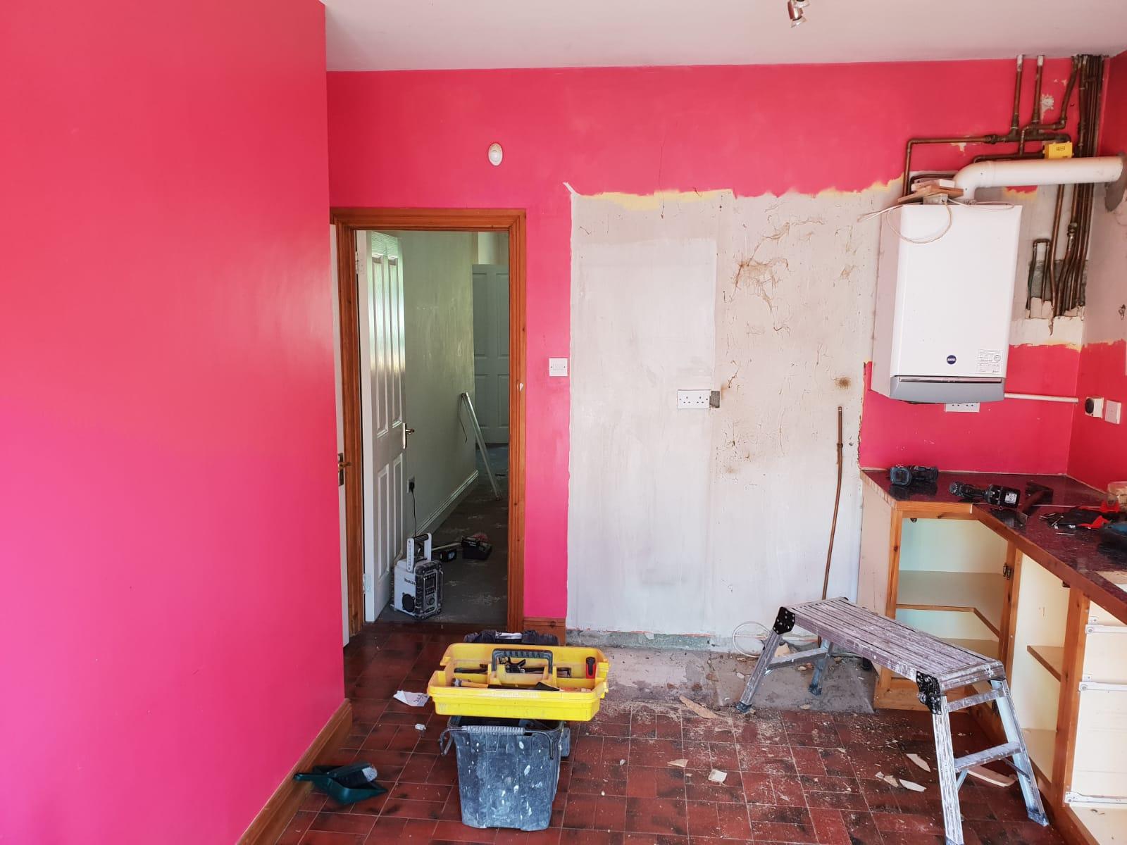 Before - kitchen 1