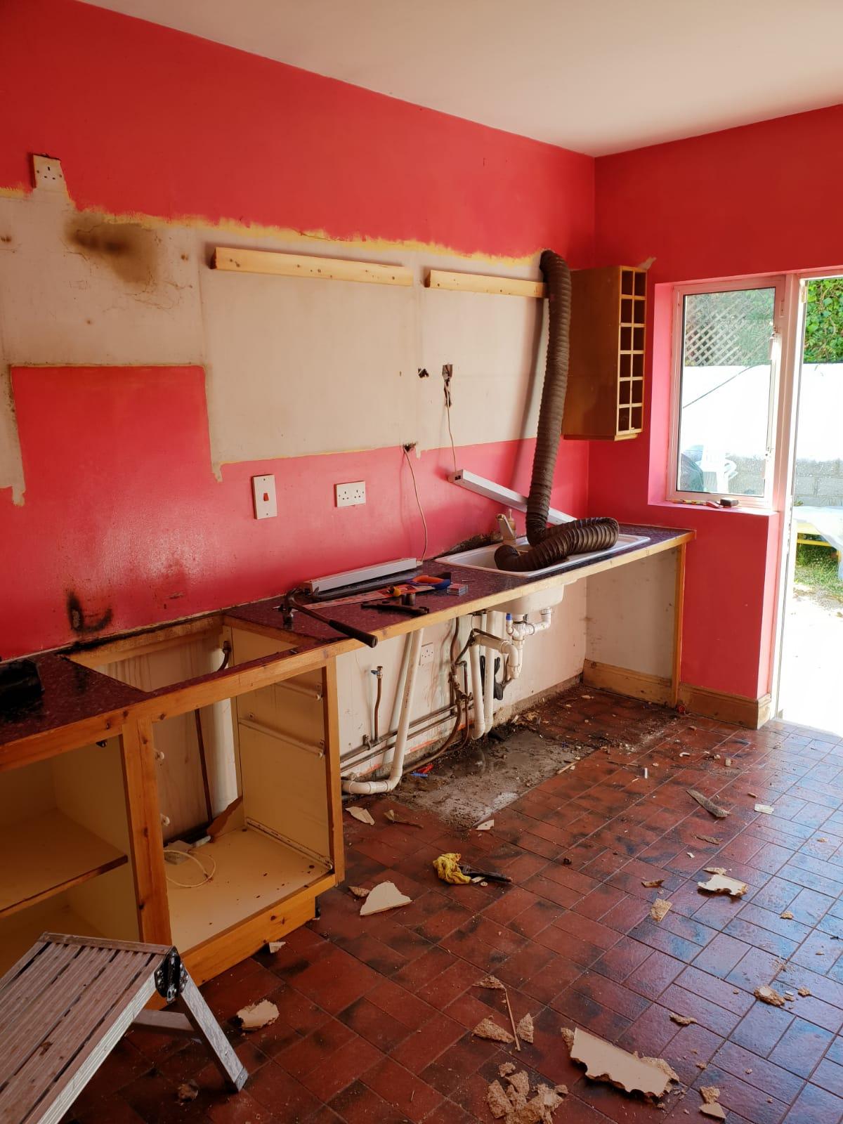 Before - kitchen 2