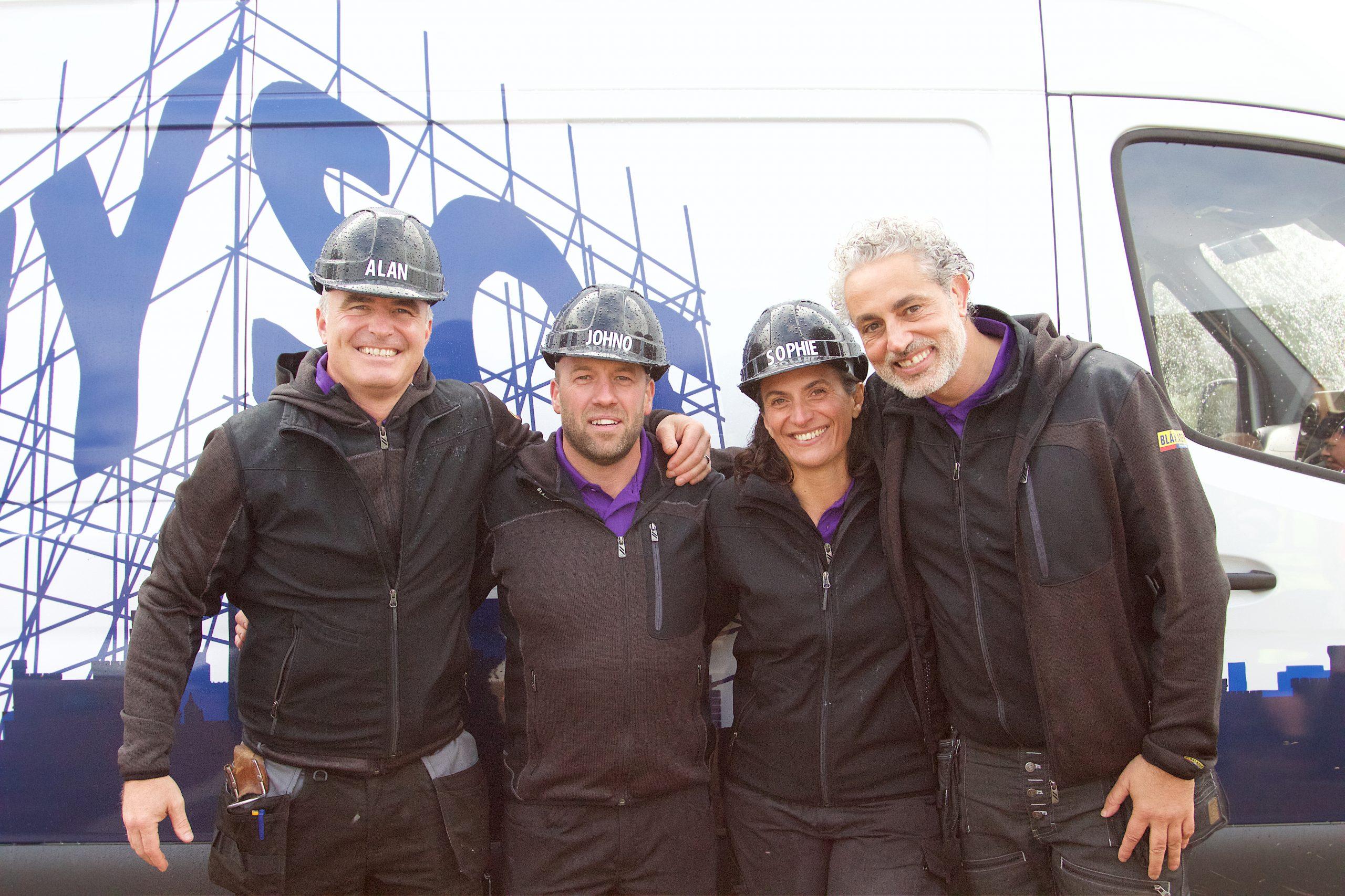 DIY SOS THE BIG BUILD IRELAND